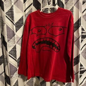 Boy's Size 7/8 Long Sleeve Shirt